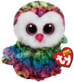 Ty: Beanie Boo Multicolor Owl