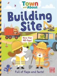Town and About: Building Site by Pat-A-Cake