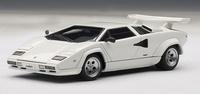 AUTOart 1:43 Lamborghini Countach 5000 S (White) Diecast Model