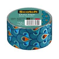 Scotch® Duct Tape - Blue Peacock (48mm x 9.14m)