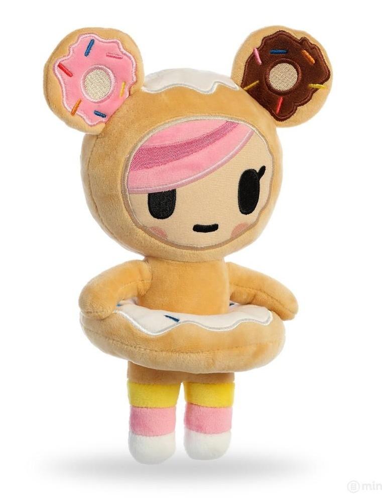 """Tokidoki: Donutella Girl - 8"""" Plush image"""