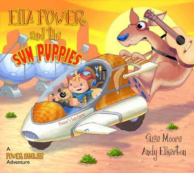Ella Power and the Dingo by Suse Moore