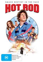 Hot Rod on DVD