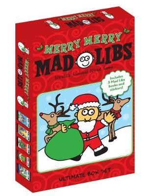 Merry Merry Mad Libs by Mad Libs image