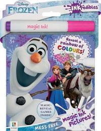 Inkredibles: Disney's Frozen - Magic Ink Picture Set (2019 Ed.)
