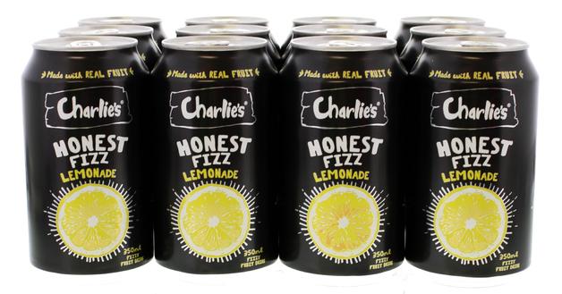 Charlie's Honest Fizz - Lemonade (320ml) image