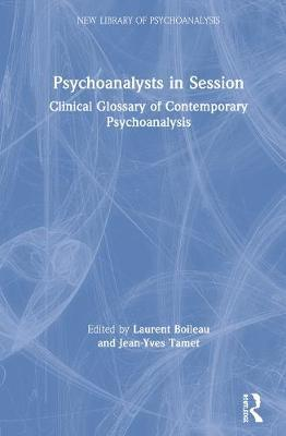 Psychoanalysts in Session