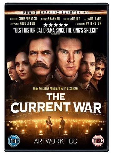 The Current War on DVD image
