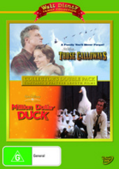 Those Calloways (1965) / Million Dollar Duck - Collector's Double Pack (2 Disc Set) on DVD