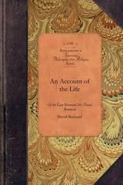 Account of Life of REV David Brainerd by David Brainerd