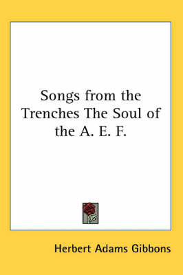 Songs from the Trenches The Soul of the A. E. F. image