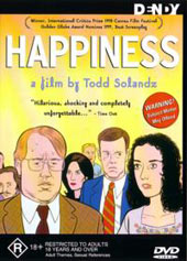Happiness on DVD