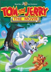 Tom and Jerry Movie on DVD
