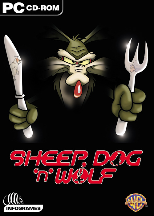 Sheep Dog n Wolf