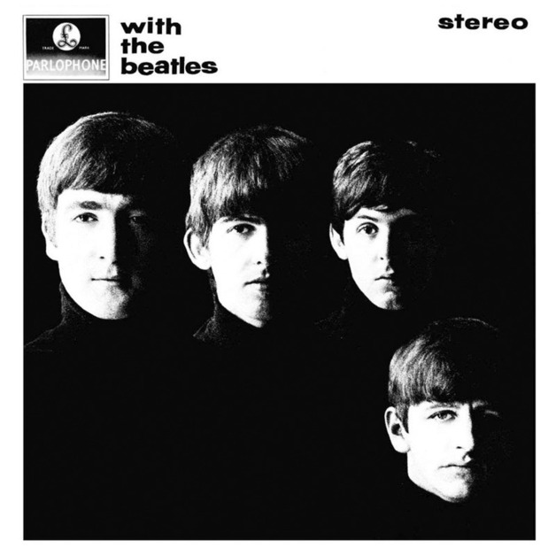 With The Beatles (LP) by The Beatles
