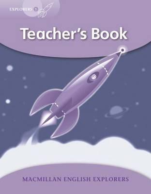 Explorers 5 Teachers Book by Louis Fidge image