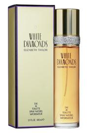 Elizabeth Taylor - White Diamonds Perfume (100ml EDT)