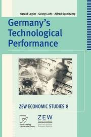 Germany's Technological Performance by Harald Legler