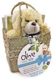 Olive Baby Gift Basket