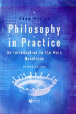 Philosophy in Practice by Adam Morton image