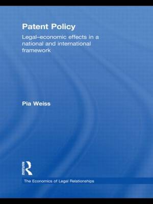 Patent Policy by Pia Weiss