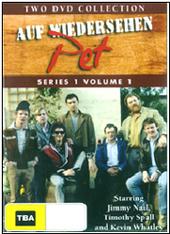 Auf Wiedersehen Pet - Series 1 Vol 1. (2 Disc Set) on DVD