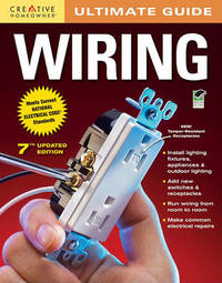 Ultimate Guide: Wiring, 7th edition by Editors of Creative Homeowner image