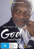 The Story Of God With Morgan Freeman on DVD