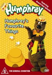 Humphrey: Humphrey's Favourite Things on DVD