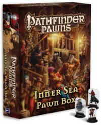 Pathfinder Pawns: Inner Sea Pawn Box by Paizo Staff