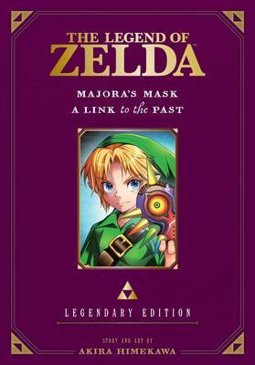 The Legend of Zelda: Majora's Mask / A Link to the Past -Legendary Edition- by Akira Himekawa
