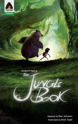 The Jungle Book by Rudyard Kipling image