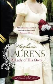 A Lady of His Own by Stephanie Laurens image