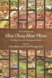 Five Studies on Khun Chang Khun Phaen image