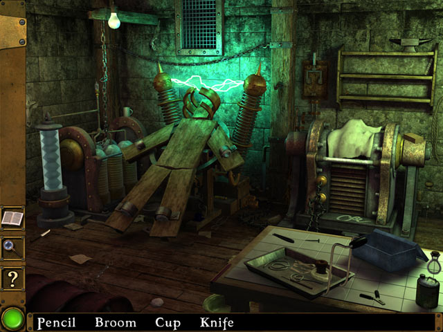 Frankenstein the Dismembered Bride for PC Games image