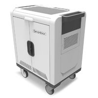 """Alogic Vrova Smartbox 32 Bay Tablet Sync & Charge Trolley - Up To 13"""" Devices"""