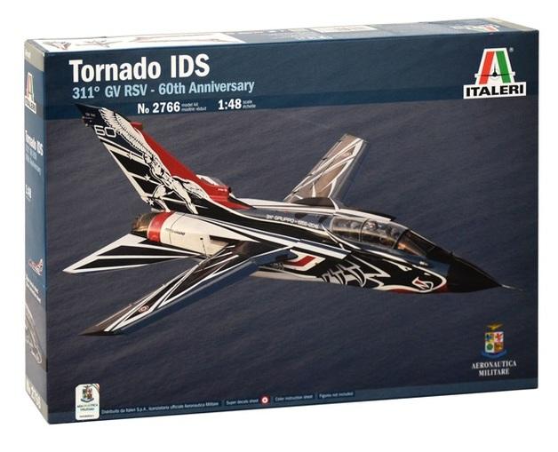 Italeri: 1/48 Tornado Ids 311 GV RSV ( 60 Anniversary Ver.) - Model Kit