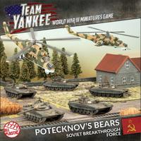 Flames of War: Team Yankee - Potecknov's Bears (2017)