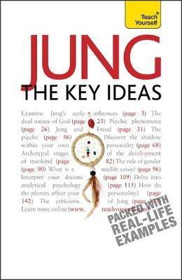 Jung: The Key Ideas by Ruth Snowden image