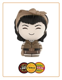 DC Bombshells - Wonder Woman Dorbz Vinyl Figure (with a chance for a Chase version!) image