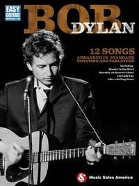 Bob Dylan Easy Guitar Tab by Bob Dylan