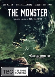 The Monster on Blu-ray