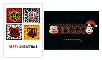 New Zealand Boxed Christmas Cards (12 Pack)