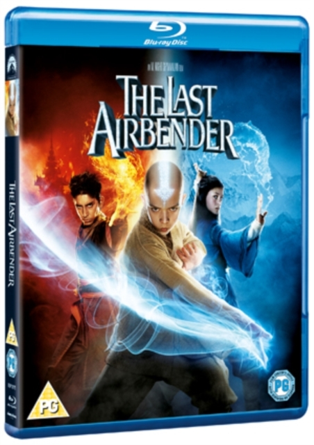 The Last Airbender on Blu-ray
