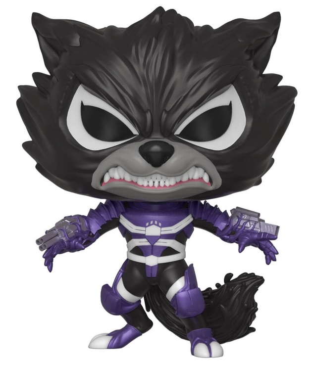 Marvel: Venomized Rocket Raccoon - Pop! Vinyl Figure