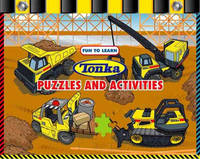 Fun to Learn Tonka Puzzles and Activities image