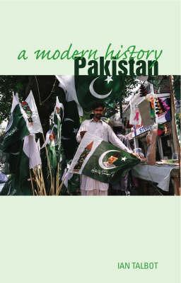 Pakistan: A Modern History by Ian Talbot image