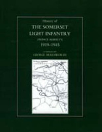 History of the Somerset Light Infantry (Prince Albert's): 1946-1960 by Kenneth Whitehead image