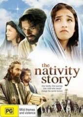 The Nativity Story on DVD