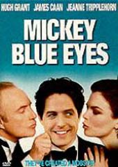 Mickey Blue Eyes on DVD